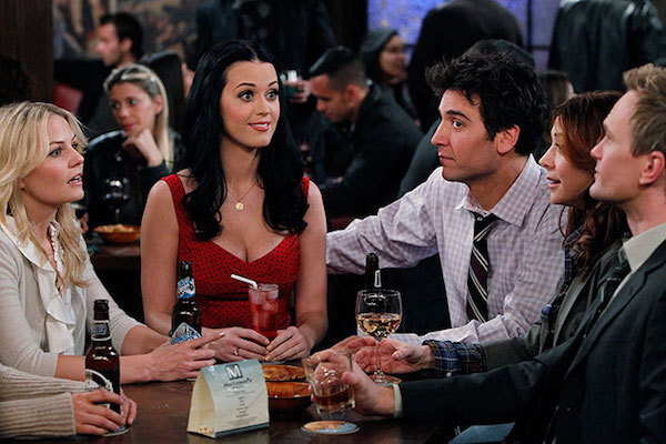 how i met your mother - katy perry