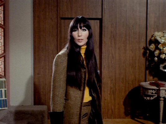 the man from u.n.c.l.e - cher