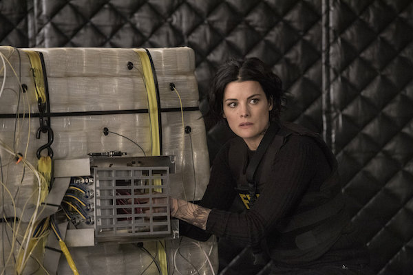 Blindspot 3ª temporada