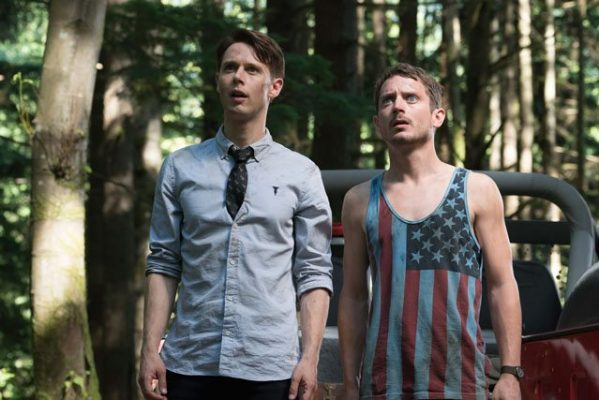 dirk gently's holistic detective agency.