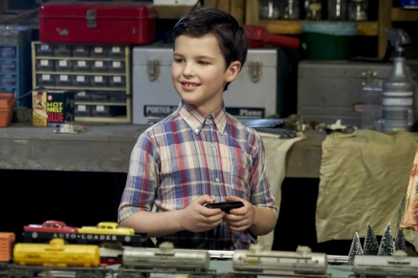 young sheldon 2 temporada