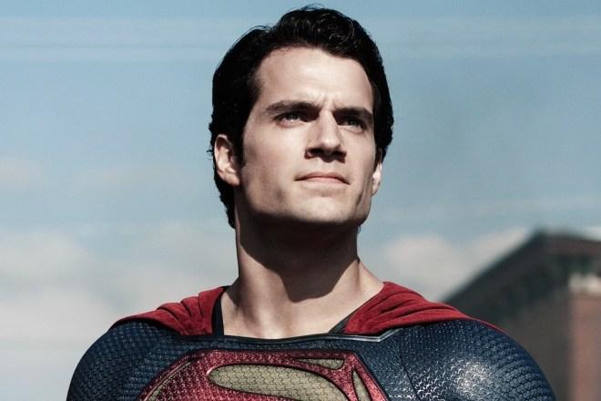super homem filme novo