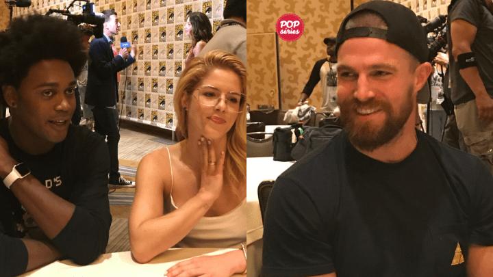 Oliver Queen não vai sair da cadeia na 7ª temporada de Arrow, diz Stephen Amell