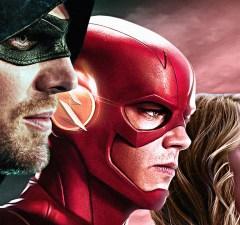 arrow flash supergirl crossover