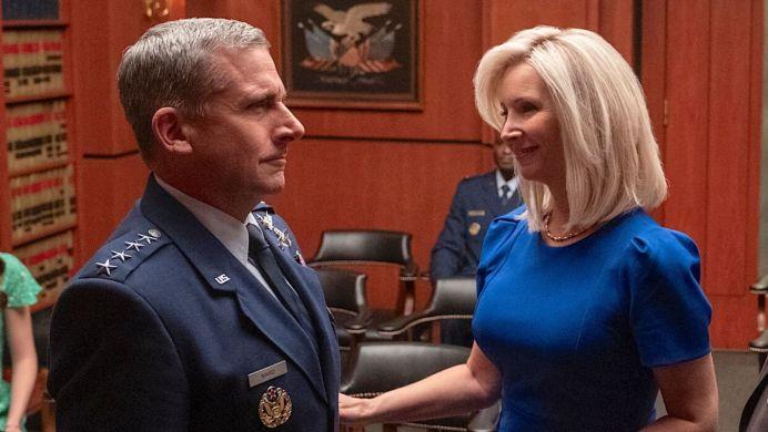 Space Force: Lisa Kudrow é confirmada no elenco de série espacial ...