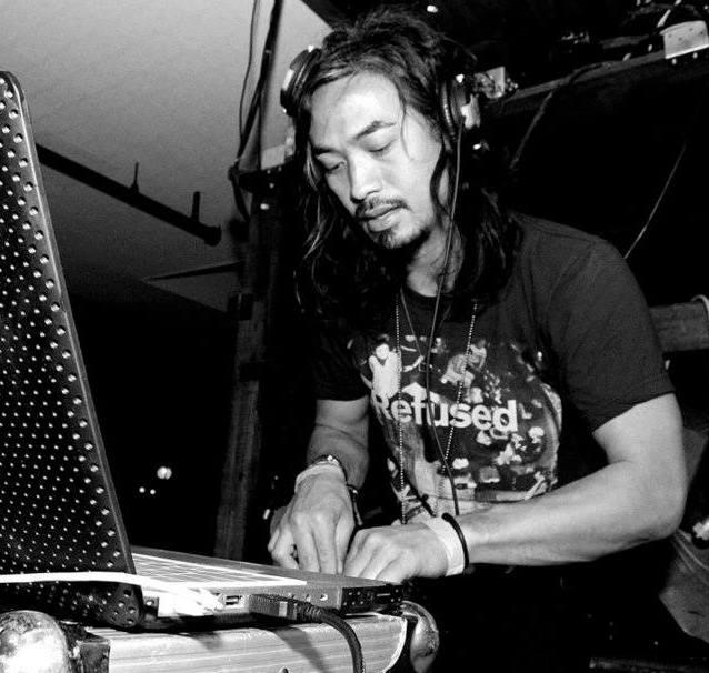 DJ Fredster at Pop Shop Houston Art Festival