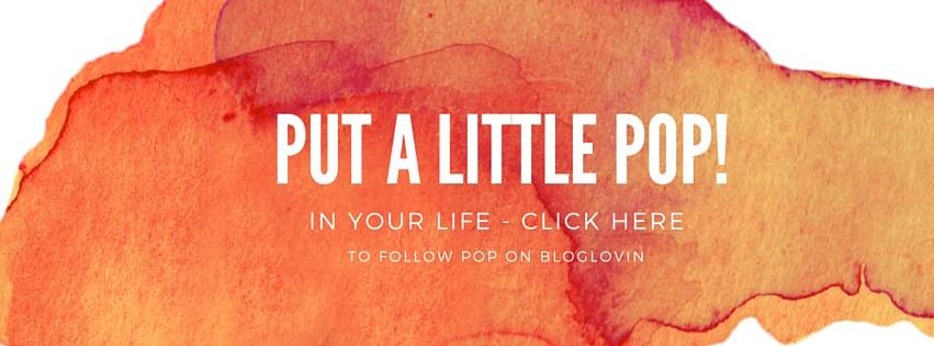 Follow Pop Shop America Blog on Bloglovin
