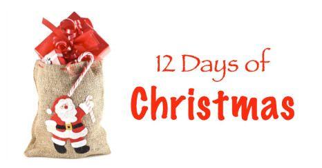 12 days of Christmas Blog Link