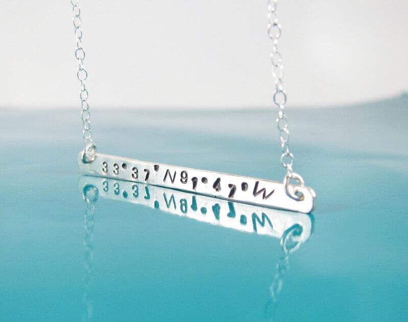 purple poem etsy coordinate necklace sale (1)