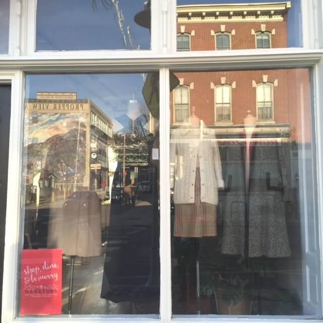 millay vintage   Vintage Boutiques Philadelphia   Manayunk Shopping   Edwardian 20s Turn of the Century Era Vintage