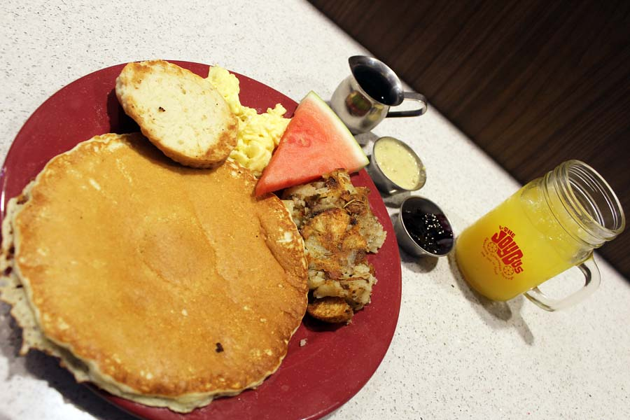 breakfast, The Joy Bus Diner, Phoenix eatery, food