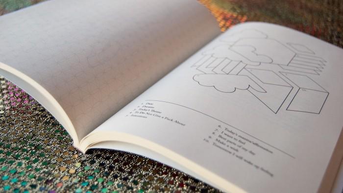 School of Life Design Manifestation Manual Inside Journal