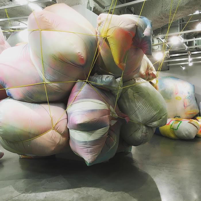 Claire Ashley Art Installation Image