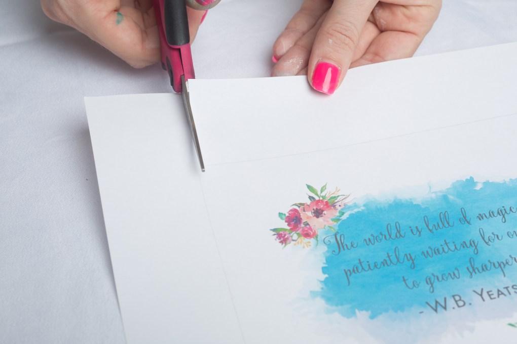free yeats watercolor printable pop shop america