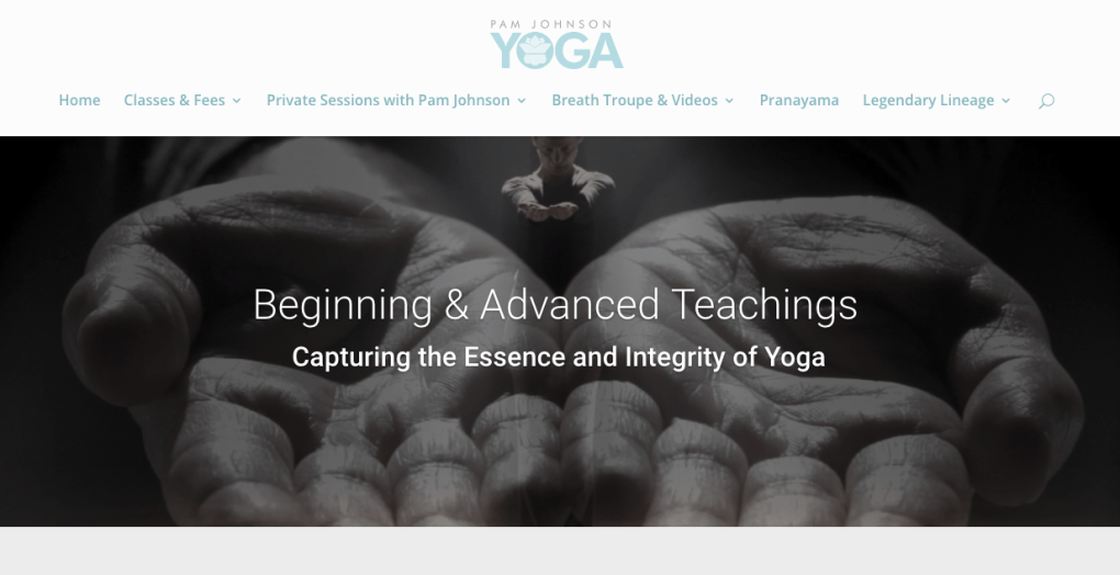 heights school of yoga website