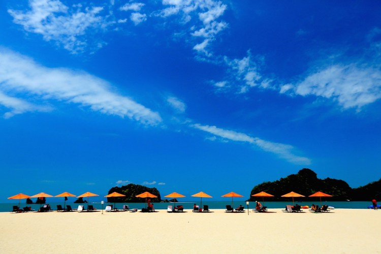 Langkawi beach-Popsicle Society