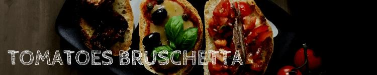 Tomatoes bruschetta_Popsicle Society