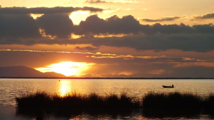 Titicaca Lake sunset_Popsicle Society