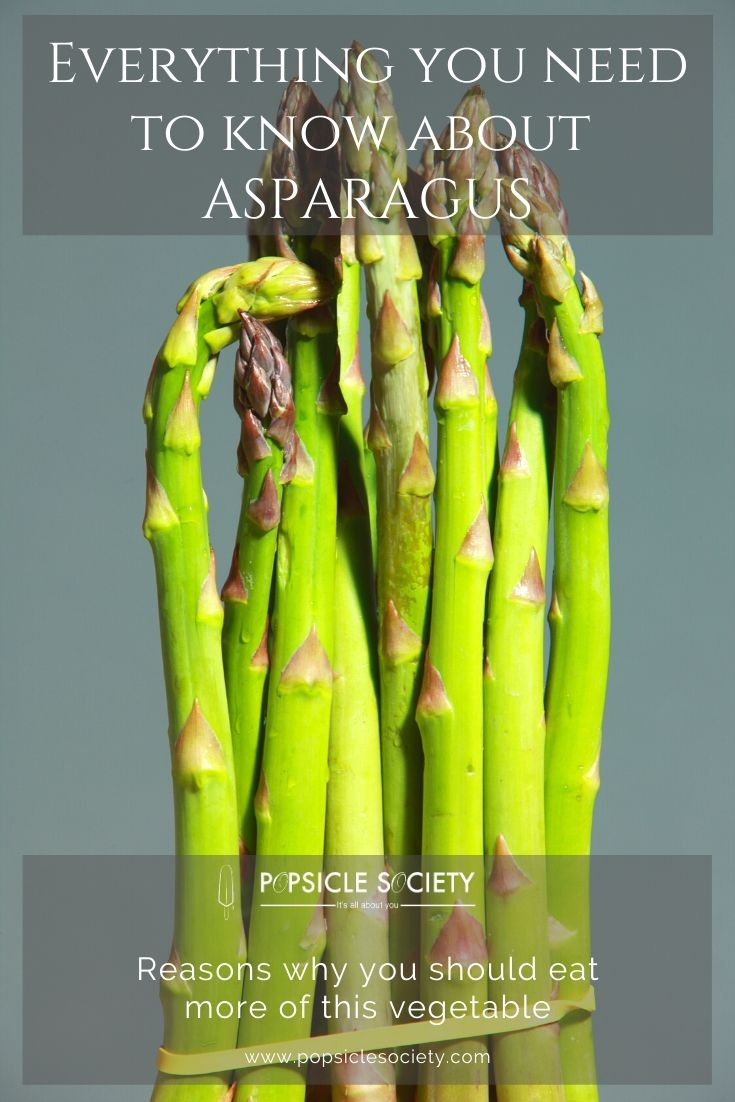 Everything you need to know about asparagus_Popsicle Society
