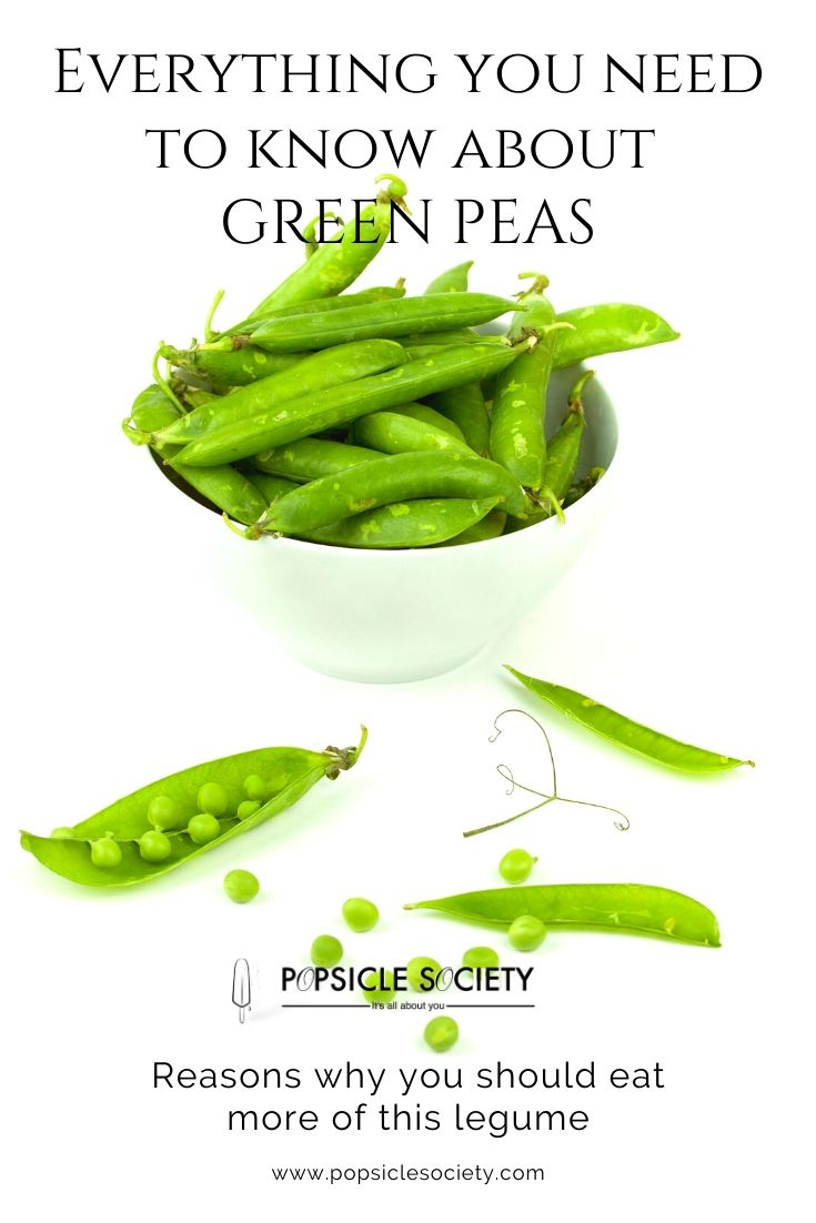 Everything you need to know about peas_Popsicle Society