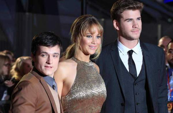 hunger games premiere 5 140312
