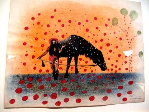 Yayoi Kusama - Self Obliteration No. 2, 1967 © Yayoi Kusama