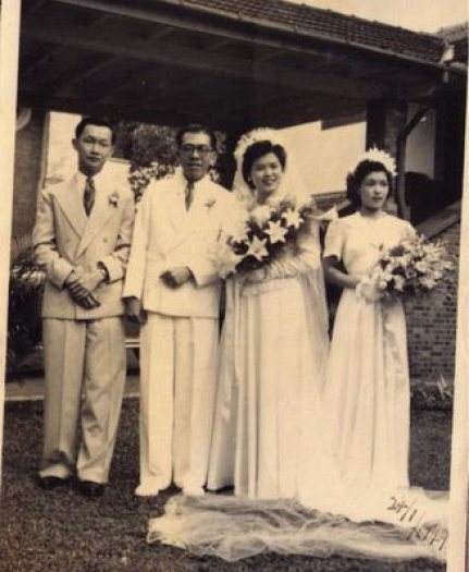 Mr. and Mrs. Tiong Tai King