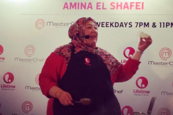 Amina El Shafei