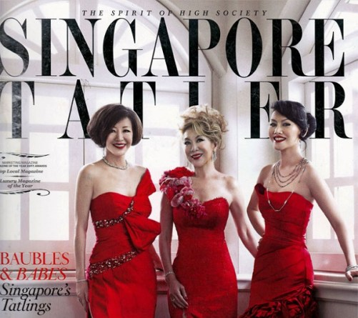 Photo: Singapore Tatler