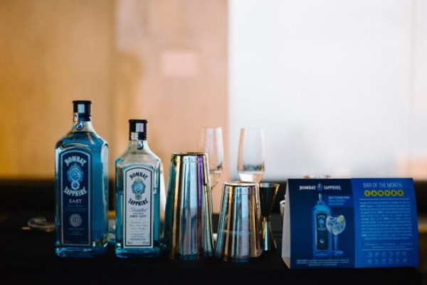 Bombay Sapphire Announces 6 month hunt for Most Imaginative Cocktail at new bar CANVAS Singapore