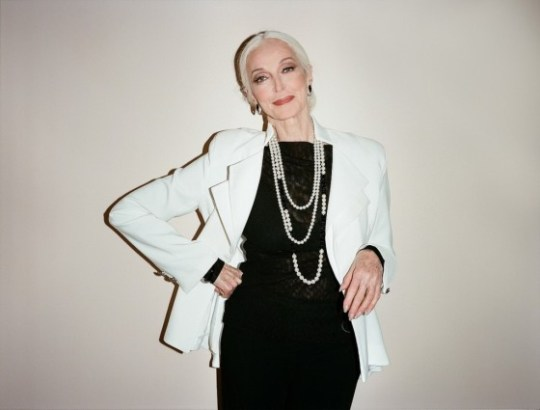 Carmen Dell'Orefice 2 - DFW Creative PR
