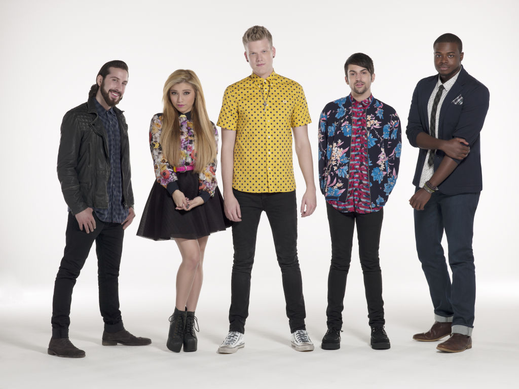 Pentatonix Returns To Singapore This June - Popspoken