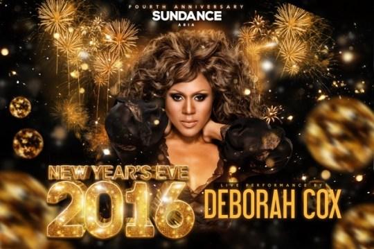 Sundance Asia, featuring Deborah Cox