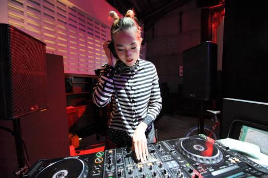 DJ Linda Hao (Image: Wearto)