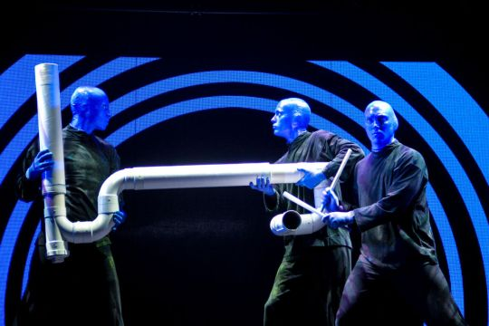 BLUE MAN GROUP -9