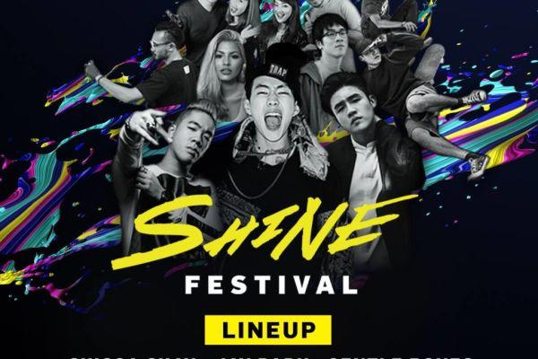 shine lineup