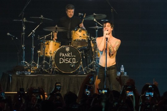 Panic! At The Disco Live In SG