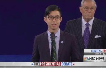 Kenneth Sng - US Presidential Debate - Popspoken