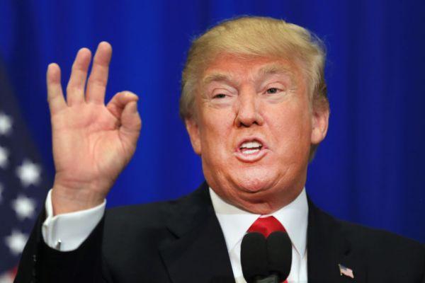 Donald Trump - Popspoken