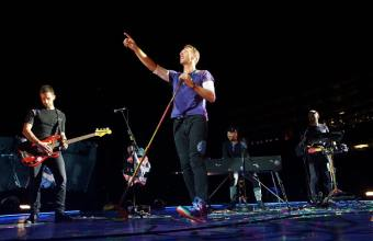 Coldplay Singapore - Popspoken