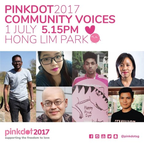 pink dot community voices