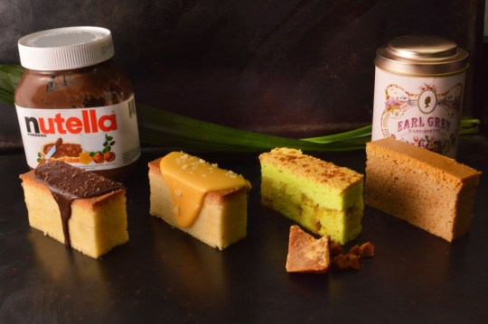 The Queen's Castella Cake Collection