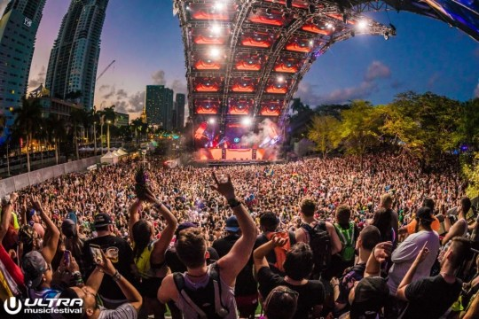 Ultra Worldwide Stage
