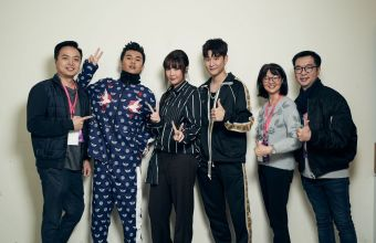 Photo credit: Yang Shih Chuan for Sony Music Entertainment Taiwan