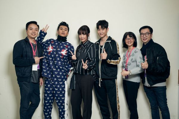 Photo credit: Yang Shih Chuan for Sony Music Entertainment Taiwan