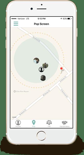 social-map-mobile-app