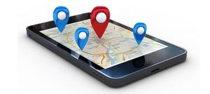 Mobile Advertising social map