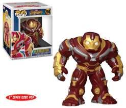 """Image Avengers 3 - Hulkbuster 6"""" Pop!"""