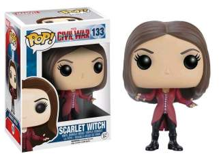Image Captain America 3 - Scarlet Witch Pop!