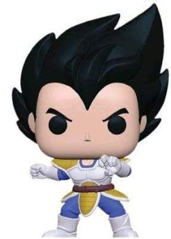 Image Dragon Ball Z - Vegeta Pose Pop! Vinyl